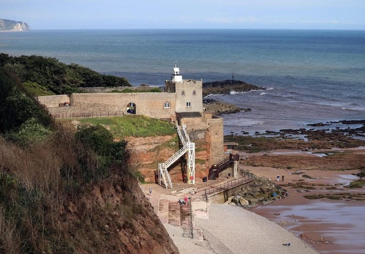 jacobs ladder sidmouth